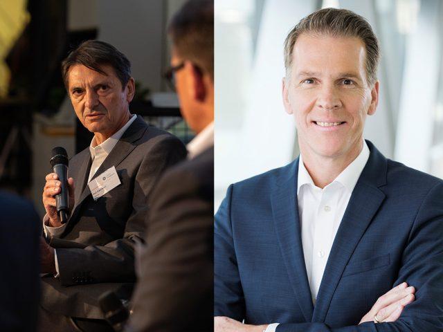 Im Gespräch mit Hrn. Prof. Franz Kraus und Hrn. Dr. Steffen Nöken