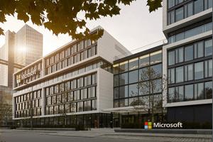 Rudolf-Diesel-Empfang in der Microsoft Deutschland Zentrale mit Technologieforum zur künstlichen Intelligenz
