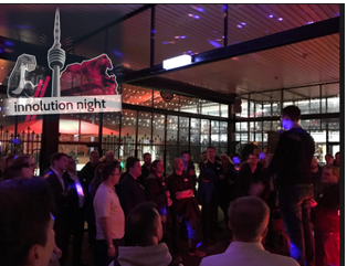 Dieselmedaille für die beste Zukunftsidee auf der Innolution-Night in Stuttgart