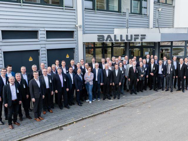 CTO-Herbstforum 2019 bei Balluff in Neuhausen a.d.F.