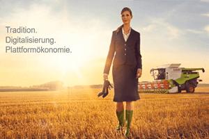 CEO 365FarmNet stellt die Digitalisierung der Agrarindustrie auf dem CTO-Herbstforum vor – Fallstudie zum IP-Design bei Claas
