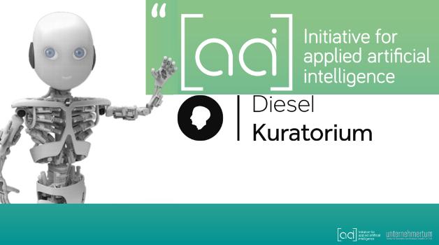 Erfahrungsaustausch bei Google: Applied AI und IP für KI-basierte Technologien