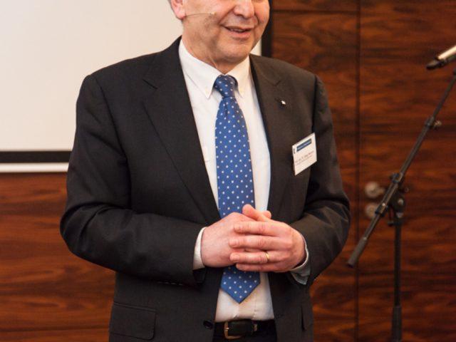 Prof. em. Dr. Klaus Mainzer über die Berechenbarkeit der Welt – Herausforderungen im Zeitalter der Digitalisierung