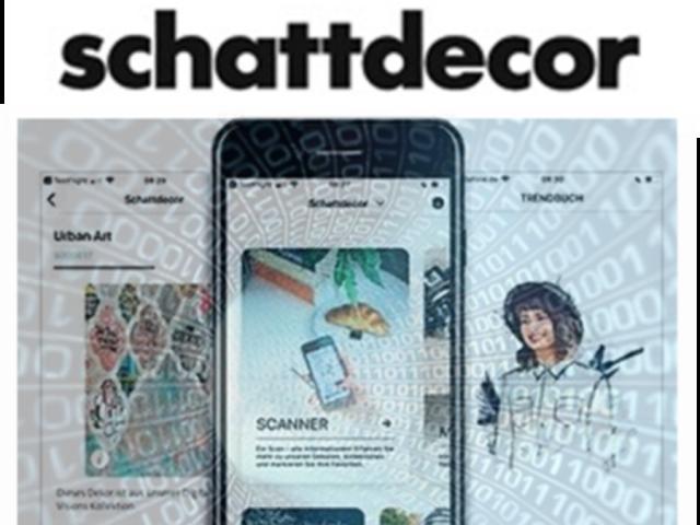 Schattdecor: Schutz vor Plagiaten durch IP-basiertes, digitales Wasserzeichen
