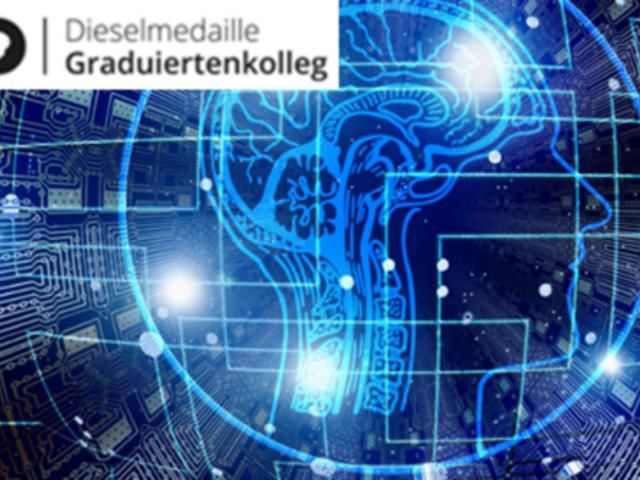 """Promotionsprogramm: """"Die digitale Transformation der Industrie"""" Forschungsprojekte des Graduiertenkollegs der Dieselmedaille"""