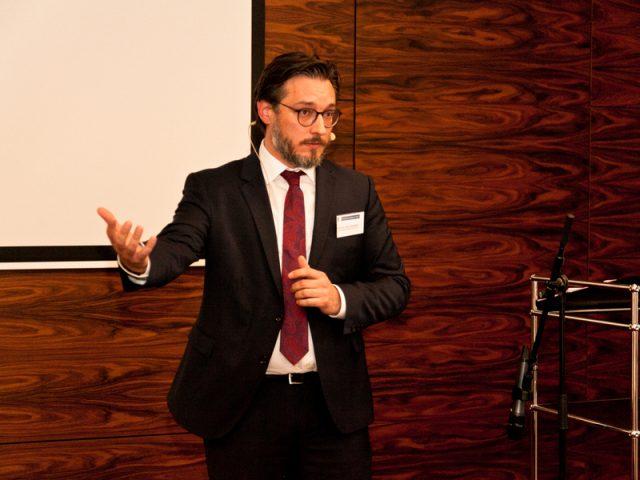 Prof. SamiHaddadin über Das Zeitalter der Robotik und Maschinellen Intelligenz
