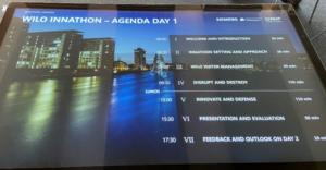 Innathon zur digitalen Disruption mit WILO: MHP, Siemens und D.I.E. gestalten mit dem Digital-Pionier die Zukunft
