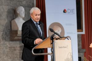 Prof. Norbert Haugg zum Ehrenvorsitzenden des Deutschen Instituts für Erfindungswesen D.I.E. gewählt