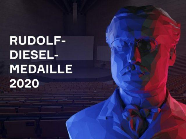 Verleihung der Rudolf-Diesel-Medaille und CTO-Forum verschoben
